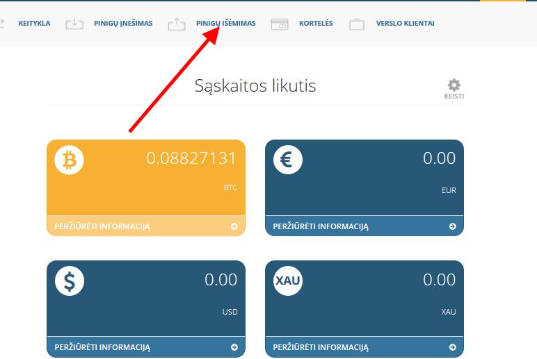 kaip sumokėti bitcoin adresą