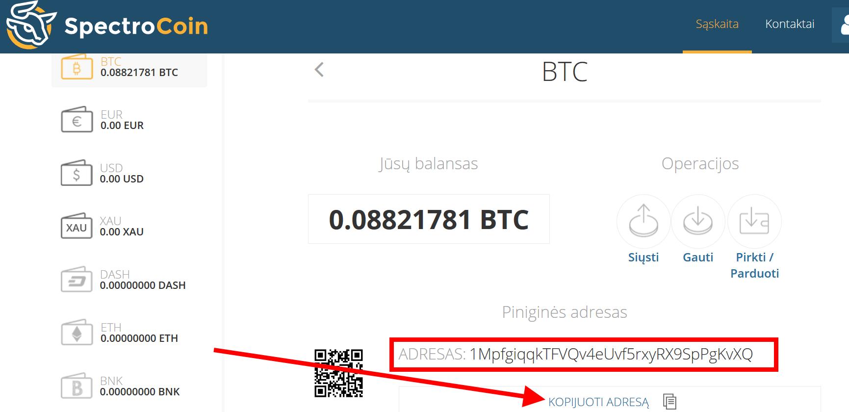 "Kaip pervesti pinigus per bitcoin, ""Bitcoin"" technologija Kaip pervesti pinigus į Bitcoin piniginę"
